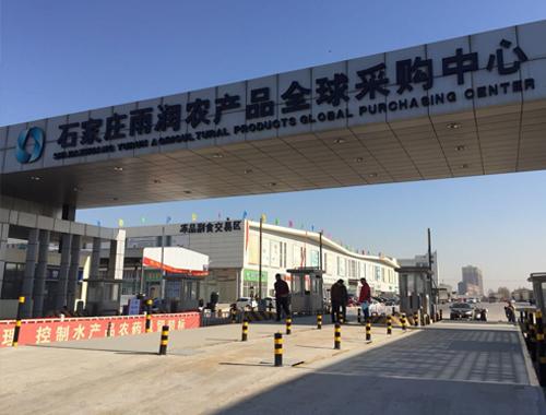 石家庄雨润农产品全球采购中心